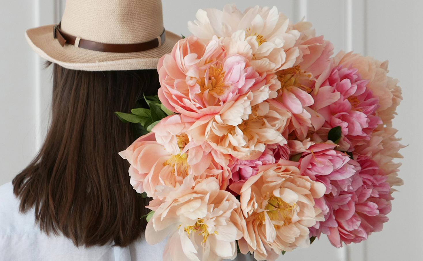 Livraison fleurs express à Paris et en France - Monceau Fleurs